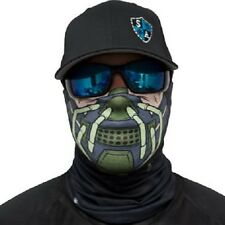 Salt Armour SA Ace (Bane) Face Shield Sun Mask Balaclava Neck Gaiter Neckerchief