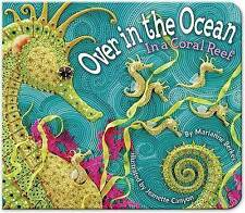 Over in the Ocean: In a Coral Reef (Simply Nature Books)-ExLibrary