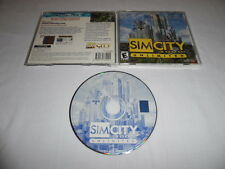 Sim City 3000 Unlimited - PC CD Computer game Complete SimCity