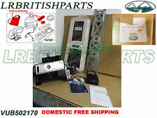 LAND ROVER DVD PLAYER SONY RANGE ROVER 4.4 03-05 OEM NEW VUB502170