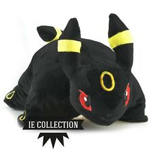 POKEMON UMBREON CUSCINO PELUCHE 43 CM plush Noctali eevee doll espeon pillow