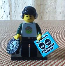 "LEGO ""Series 8"" DJ Collectible Minifigure"