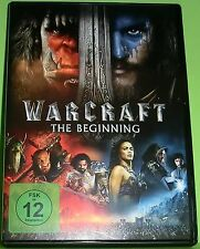 Warcraft - The Beginning (DVD) + 3 Codes für Wow, Hearthstone und Heroes of ...