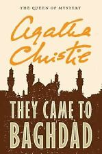 NEW They Came to Baghdad by Agatha Christie Paperback Book (English) Free Shippi