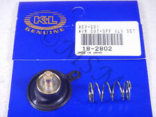 88-07 YAMAHA VMX1200 V-MAX NEW K&L CARBURETOR AIR CUT-OFF VALVE KIT 18-2802