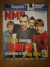 NME 1999 JUL 31 TRAVIS TEENAGE KICKS MANICS PORTISHEAD