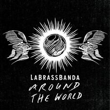 LABRASSBANDA - AROUND THE WORLD   CD NEU