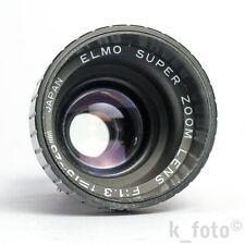Elmo SUPER ZOOM LENS 1,3/15-25 mm * lente di proiezione * Projection Lens
