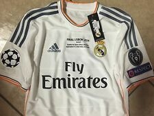 Spain Real Madrid Ramos football EspañaFormotion Shirt Player Issue Match Unworn