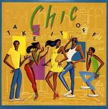 CHIC - Take It Off - CD