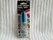 L.A.COLORS ART DECO Nail Art***ICE BREAKER BNA635***0.25 fl oz/7.5 mL~NEW~SEALED