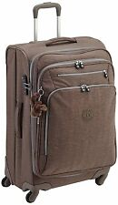 Kipling Youri Spin 68 4 Wheeled Trolley Suitcase Monkey Brown K15317757  RRP£185