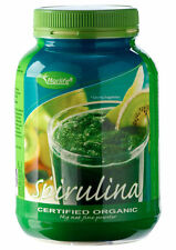 2 SPIRULINA POWDER Certified Organic (2 X 1KG) JAR MORLIFE