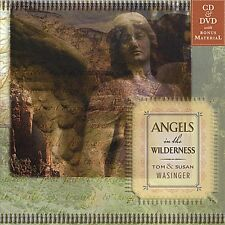 WASINGER,TOM & SUSAN-ANGELS IN THE WILDERNESS  CD NEW