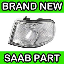 Saab 9000 CS (92-98) / 4Door (95-98) Front Indicator Lamp / Light / Lens (Left)
