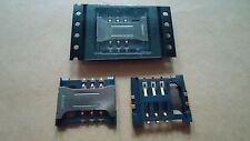 Samsung d980 e1150 e1310 e1360 e2100 tarjeta SIM tarjetas lectores SimCard Card Reader