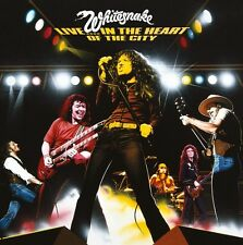 Live In The Heart Of The City - Whitesnake (2007, CD NEUF)2 DISC SET