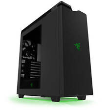 Nzxt CA-H442W-RA H440 Razer No Power Supply Atx Mid Tower [matte Black]