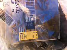 4X  ASUS Q CONNECTOR FOR P6,P8,P9,X58,X79,Z77,Z87,Z97,SABERTOOTH ,RAMPAGE,YELLOW