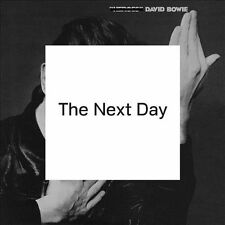 DAVID BOWIE - The Next Day [Digipak] - (CD, Mar-2013, ISO)-NEW