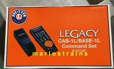 LIONEL # 6-37147  LEGACY Cab-1L+ Base 1L COMMAND SET - NEW - **SALE**