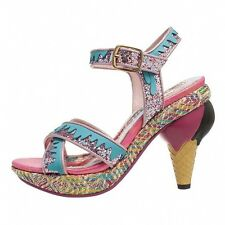 Irregular Choice Ice Cream Heel BNIB Size 38, US 7 RARE