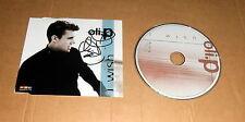 Oli P. original signiertes CD-Cover *I wish* mit CD