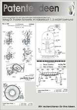 Freie Energie - Energie  Nulltarif 200 Patente Sammlung