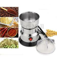 Electric Coffee Spice Nuts Grinding Mill Machine Bean Grinder Miller Pulverizer