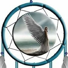 Anne Stokes Angel Spirit Guide Dream Catcher Large Mobile Hanging Dreamcatcher