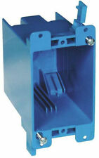 Carlon B120R PVC 1 Gang Old Work Outlet Box, 20.0 Cu. In.