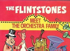 LP 3085  THE FLINSTONES  MEET THE ORCHESTRA FAMILY