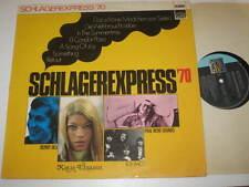 LP/SCHLAGEREXPRESS 70/SUNSET SUS 50189/KATJA EBSTEIN/IDLE RACE/PAUL NERO SOUNDS