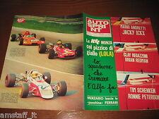 AUTOSPRINT 1972/17=SQUADRONE FERRARI=BORINI=BRAMBILLA=GIORGIO PIANTA=