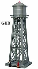 HO Scale WATER TOWER - LIGHTED Built-up Ready to Use Model Power New Sealed 630