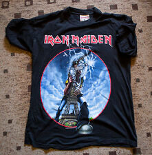 IRON MAIDEN Most Wanted PARIS event t-shirt I Survived 9-9-99 vintage rare