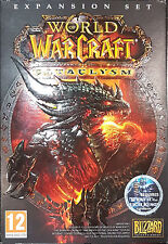 World Of World of Warcraft: Cataclysm Expansion Pack  PC GAME 2010 -PC-