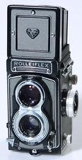 ROLLEIFLEX T TESSAR 3,5/75mm !!! MOYEN FORMAT 6x6 !! TWIN-LENS CAMERA