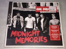 One Direction - Midnight Memories (The Ultimate Edition) Australia New CD B1