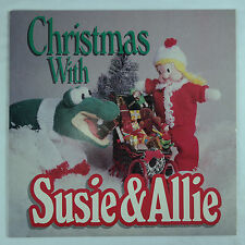 Christmas with Susie & Allie/1984 PTL Records - Christian Chrismas Music VG+