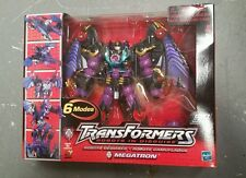 NEW 2001 Transformers Robots In Disguise  MEGATRON 6 Modes EXTREMELY Rare