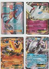 4x LOT Pokemon BREAKPOINT Full Art Ex SKYLA 122/122 PALKIA EMBOAR TOGEKISS