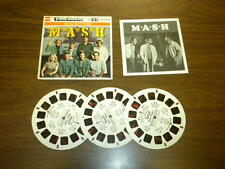 MASH 1978 TV (J11) Viewmaster 3 reels PACKET SET
