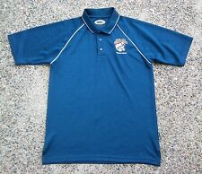 Quad City Steamwheelers AF2 Arena Football Polo Shirt ~ Men's Medium M ~ AFL