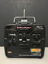 Hobbico FlyZone Intelli-Flight Digital Proportional Radio Control 3-Channel FM