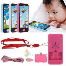 BBaby Kid Child Educational Learning Mobile Phone Toy Musical Playing Kit Xmas #