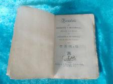 FOR. PEDIMENTOS PROVIDENCIAS, CATALUÑA, CASTILLA, FAUSTO SAAVEDRA Y BENITEZ 1831