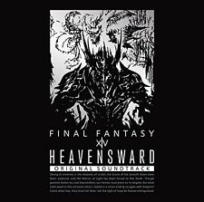 Heavensward FINAL FANTASY XIV Original Soundtrack Blu-ray Disc Music JAPAN