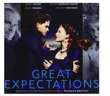 Great Expectations by Richard Hartley 2012 Original Soundtrack CD