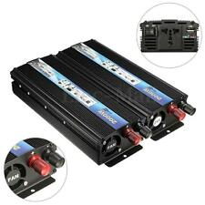 2000 Watts Car Power Inverter DC 12V/24V To AC 110V Modified Sine Wave Converter